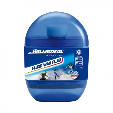 Holmenkol Fluor Skiwax Fluid 75ml
