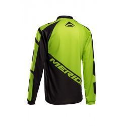 Mez MERIDA hosszú zöld/fekete V-nyakú Freeride/Enduro - 740810-F196GR
